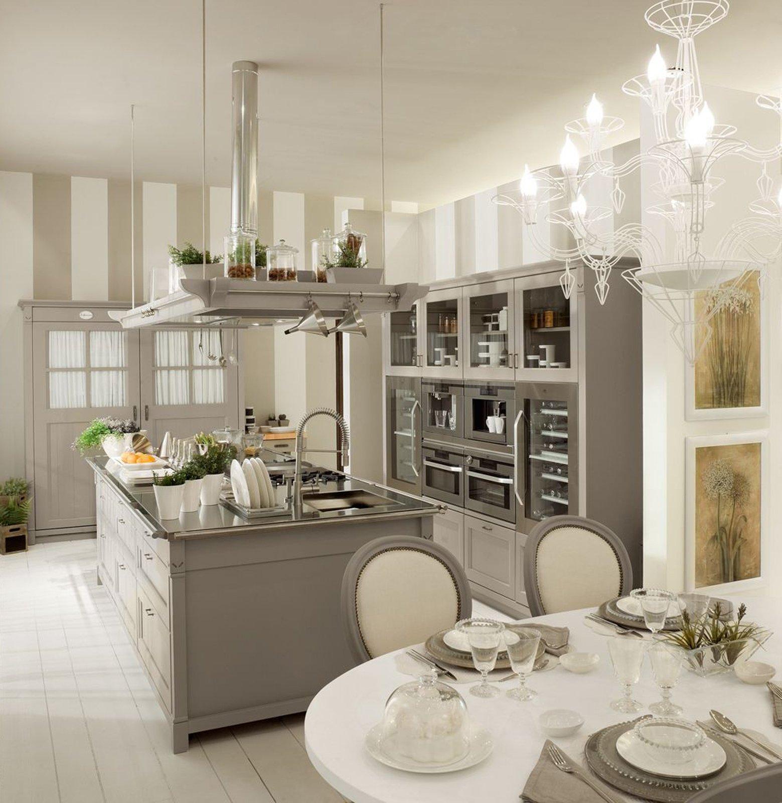 Cucine con isola cose di casa - Cucine minacciolo english mood ...