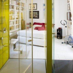 casa piccola: 43 mq + soppalco per studio e cabina armadio - cose ... - Ampio Armadio Allinterno Idee Progettuali