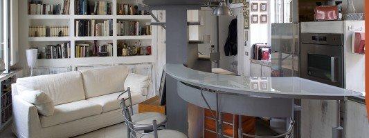 Arredamento casa 50 mq idee e progetti cose di casa for Casa moderna di 50 mq