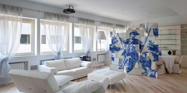 Una casa pensata per il risparmio energetico