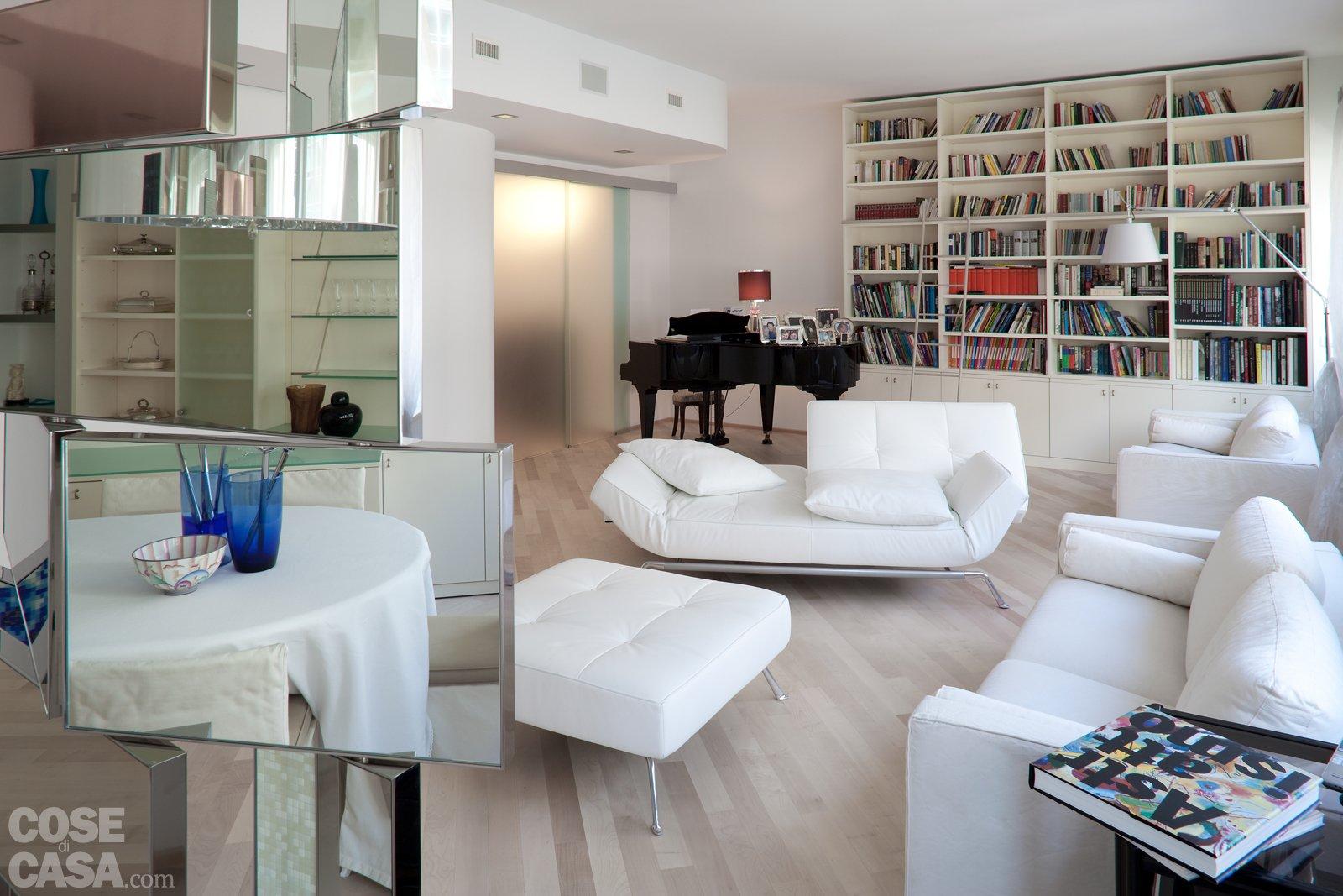 Una Casa Pensata Per Il Risparmio Energetico Cose Di Casa #294069 1600 1067 Illuminare Un Tavolo Da Pranzo