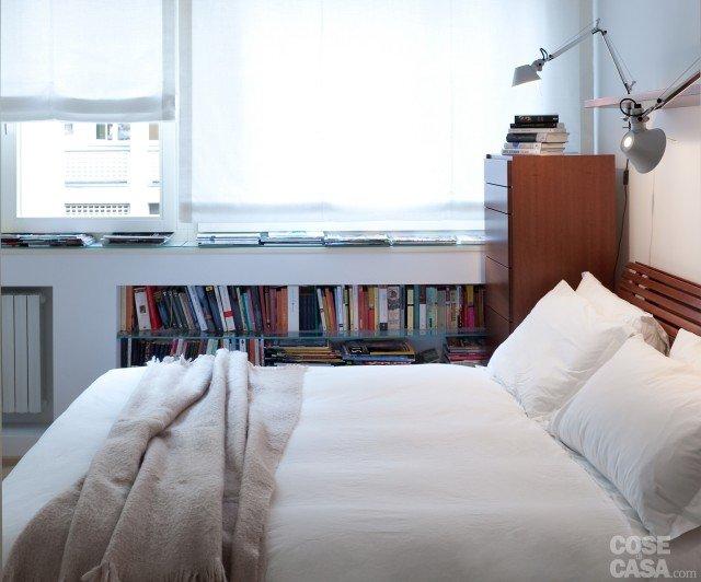 camera casa ristrutturata per risparmio energetico
