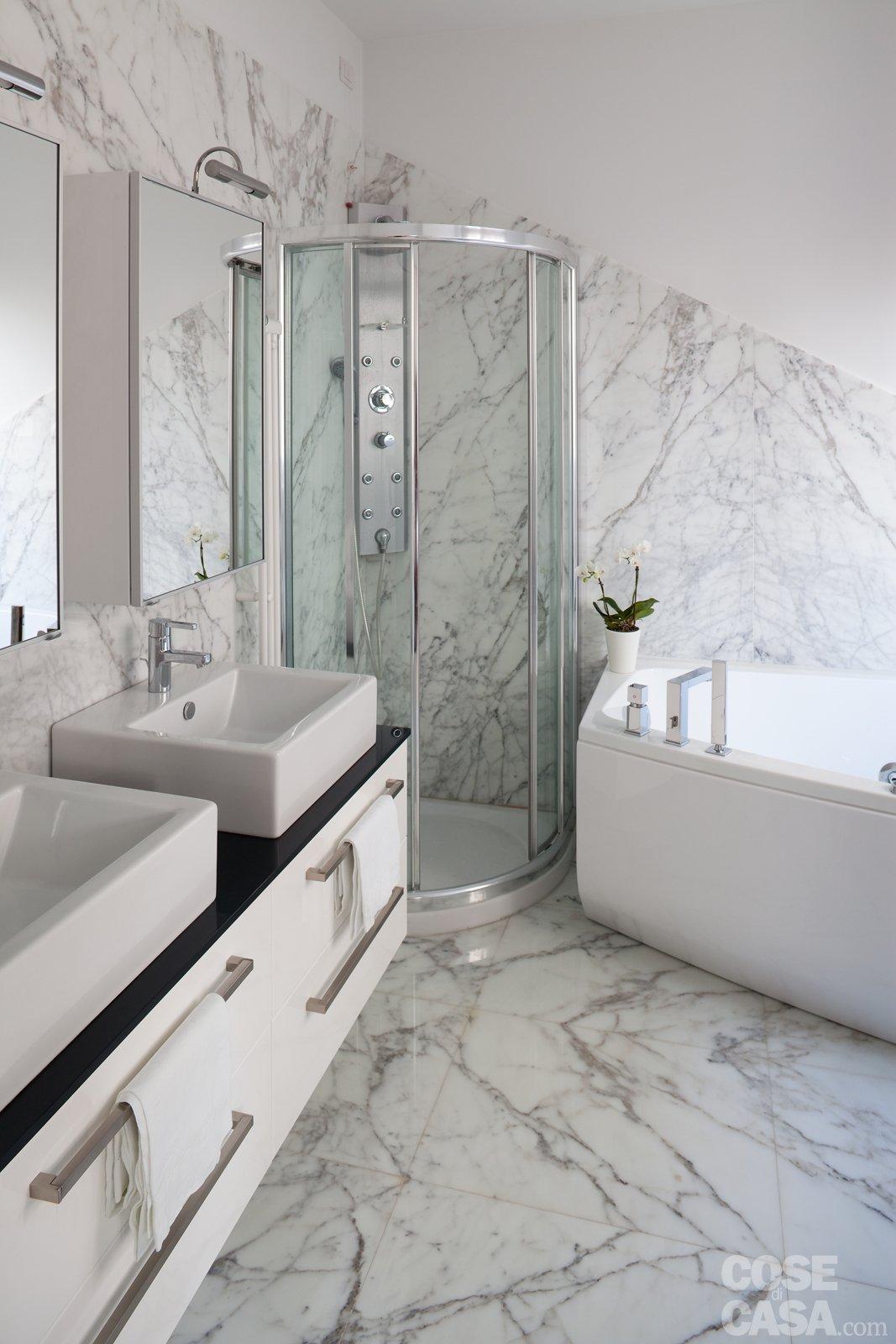 Forum Arredamento.it •disposizione bagno con vasca e doccia