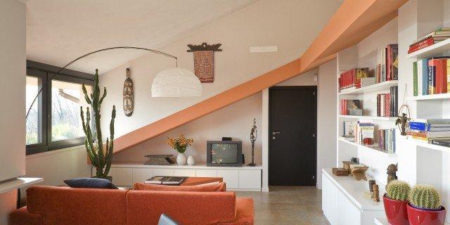 Progetto mansarda cose di casa for Piccoli progetti di casa gratuiti