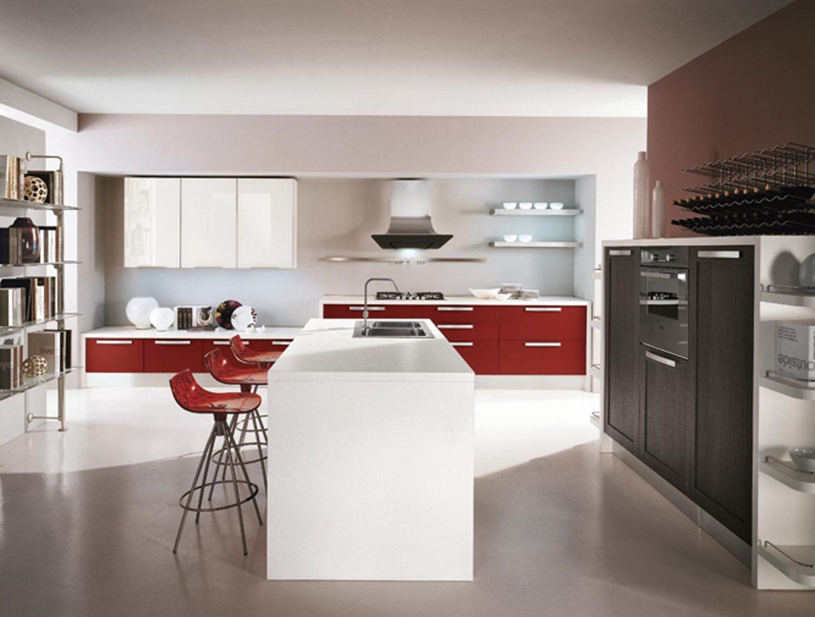 Cucine con isola cose di casa - Cucine con isola lube ...
