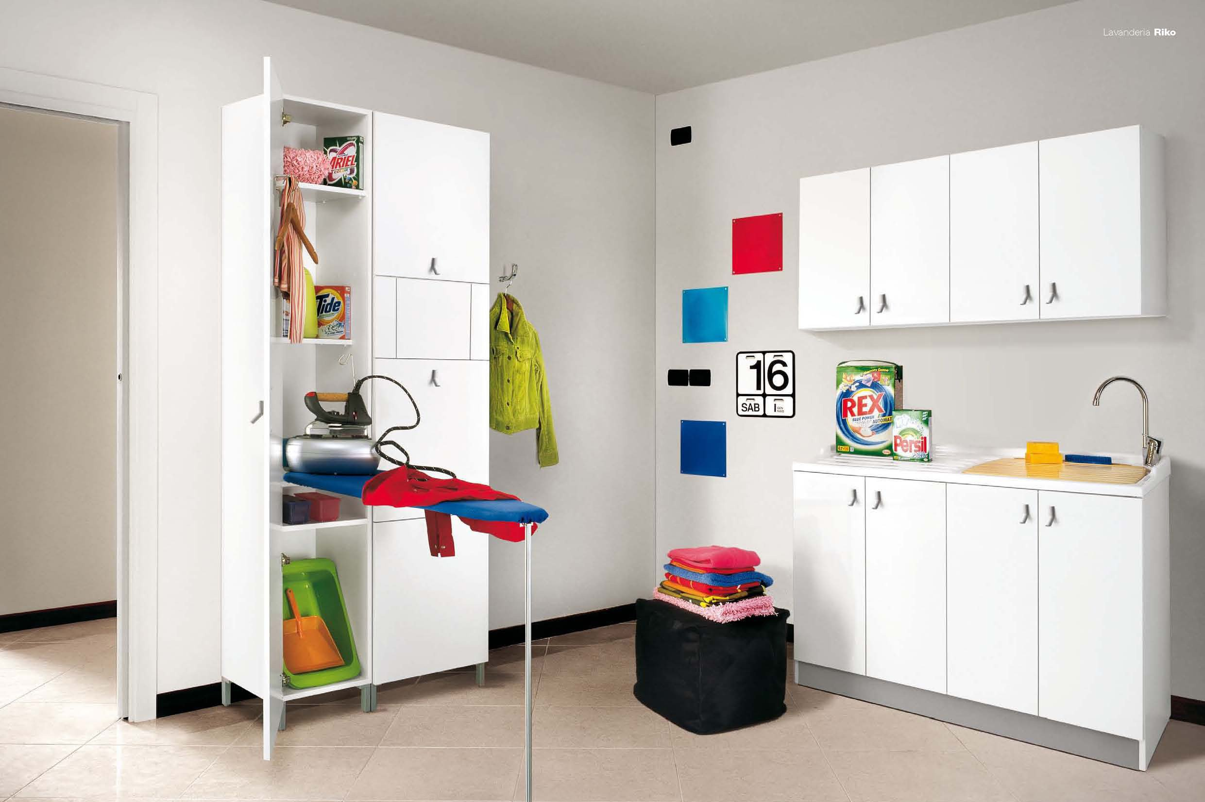 La lavanderia in 1 5 mq cose di casa - Lavanderia in casa ...