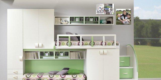 Un pizzico di colorata creatività per la cameretta - Cose di Casa