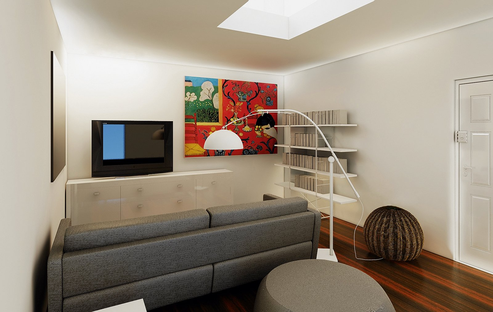 Pi luce 10 idee per moltiplicarla cose di casa - Altezza parapetto finestra ...