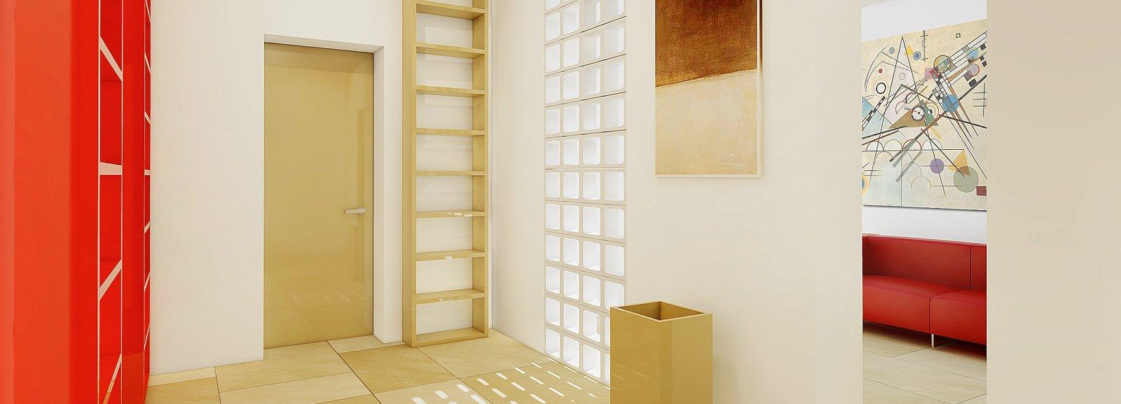 Pi luce 10 idee per moltiplicarla cose di casa - Finestra vetrocemento ...