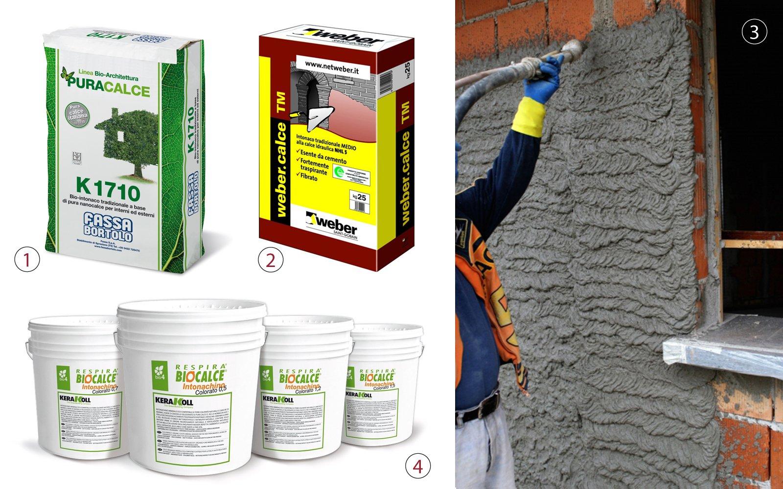 Intonaci per interni cose di casa - Prodotti antimuffa per muri interni ...