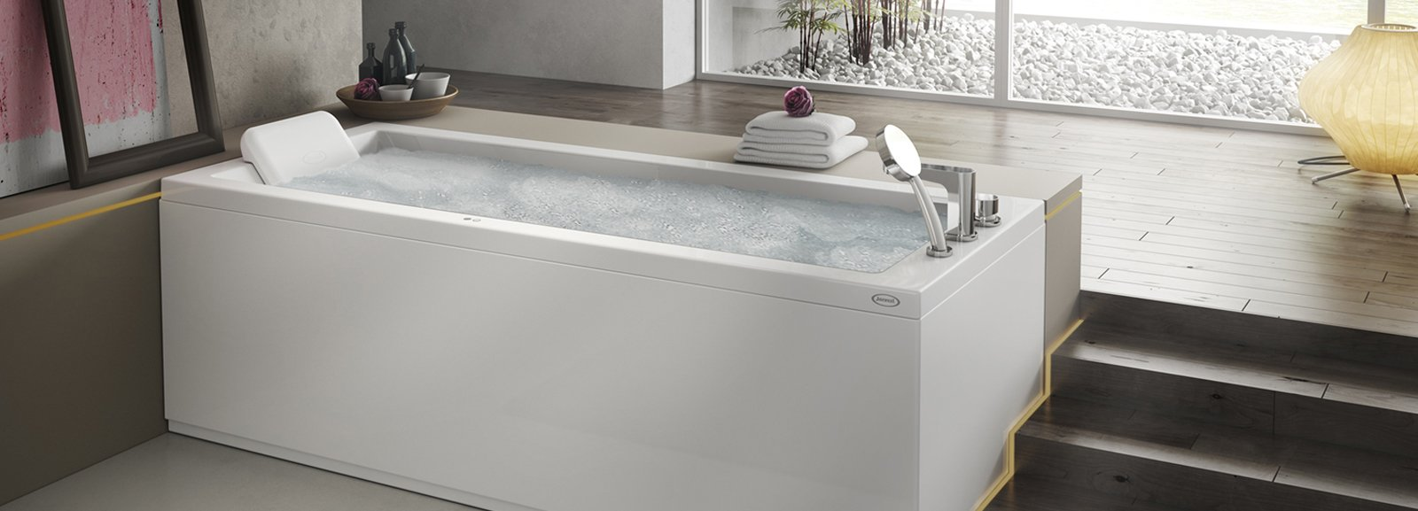 Vasche da bagno low cost a partire da 182 euro cose di casa - Vasche da bagno leroy merlin ...