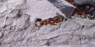 Umidità di risalita: dopo il risanamento dei muri, come si procede