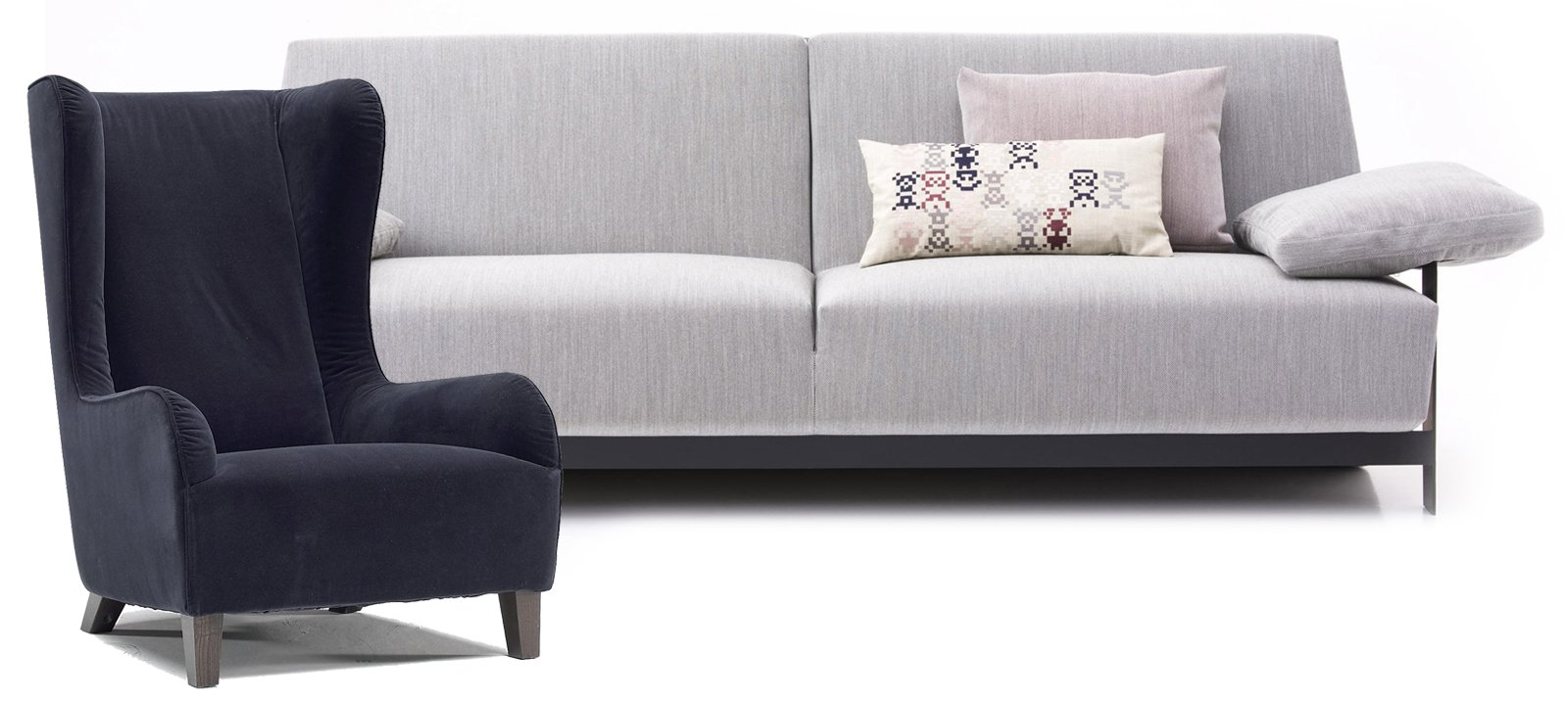 Poltrona e divano idee per abbinarli cose di casa for Poltrone moroso prezzi