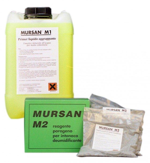 Gli additivi per preparare l'intonaco macroporoso Mursan® M1+M2 di Mapei consentono il risanamento dall'umidità grazie alla loro porosità. www.mapei.it