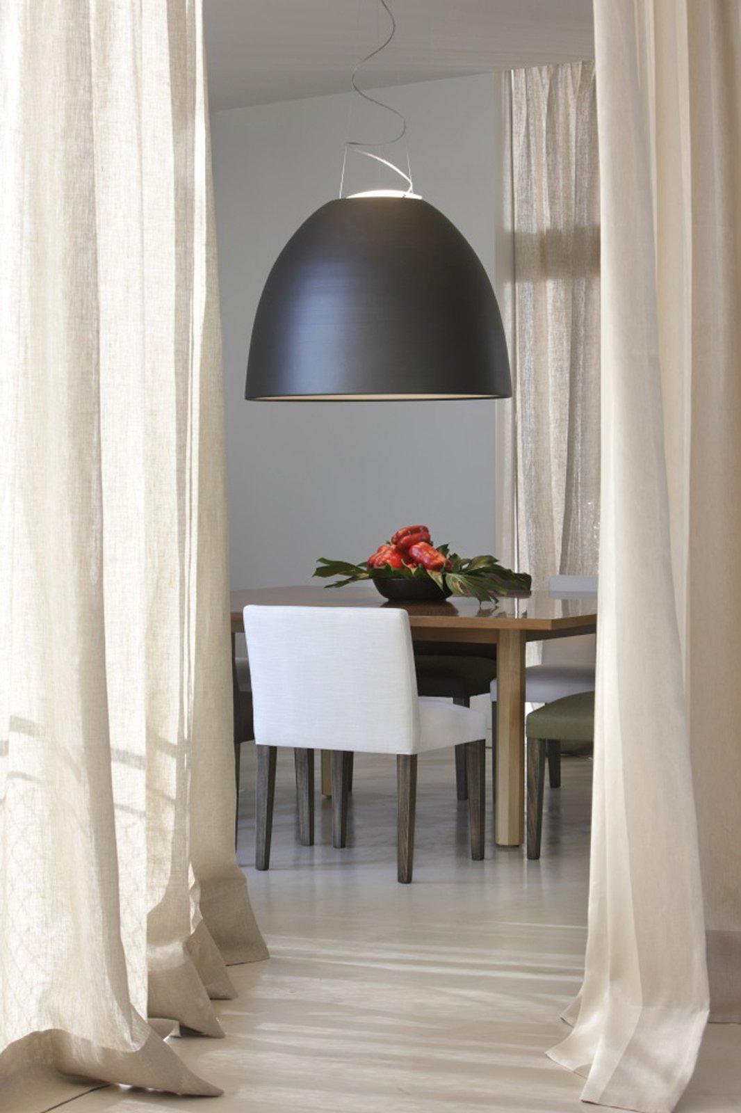 Tende salotto lino idee per il design della casa for Tende soggiorno ikea