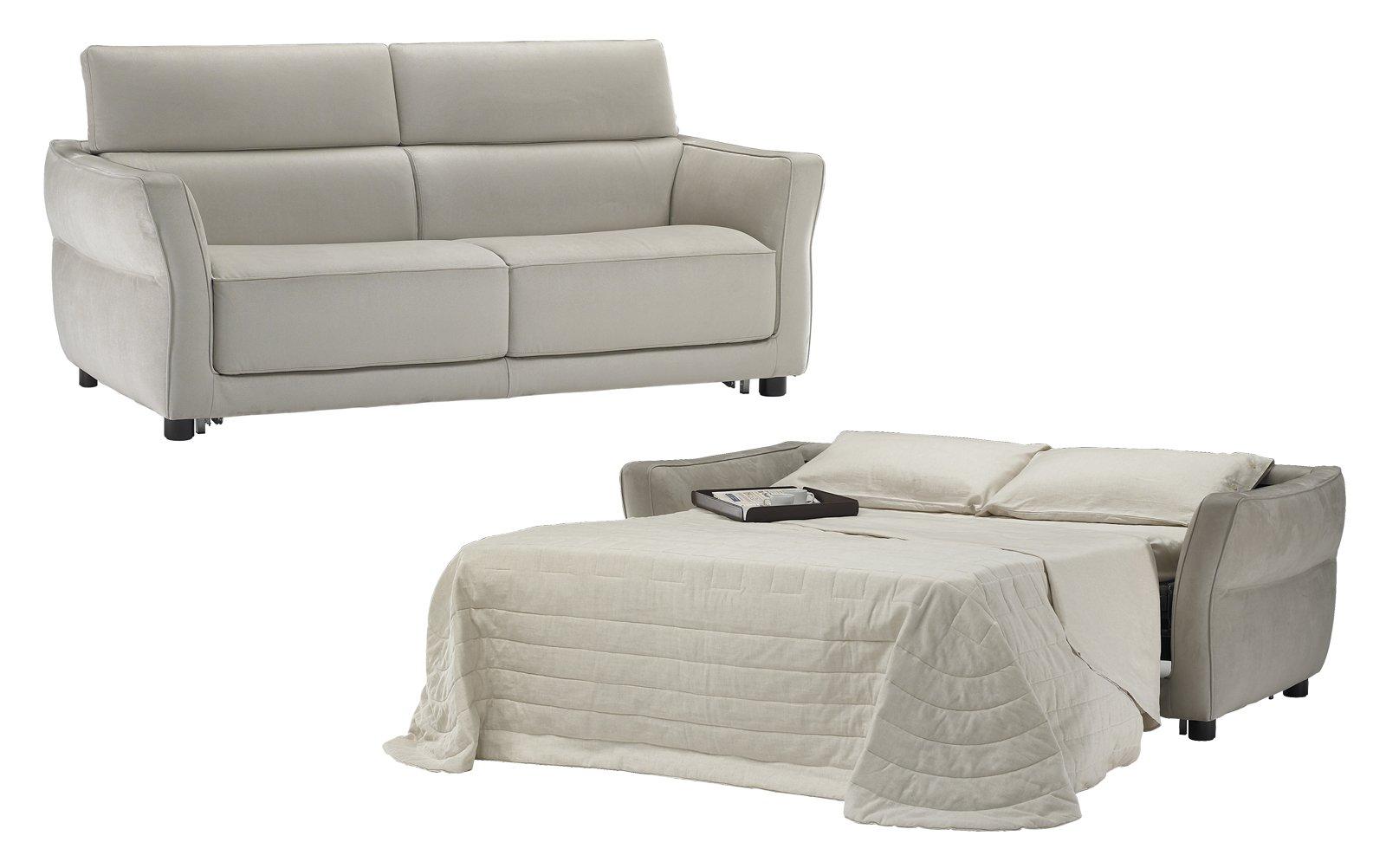 Divani letto per risparmiare spazio cose di casa - Un divano per dodici ...