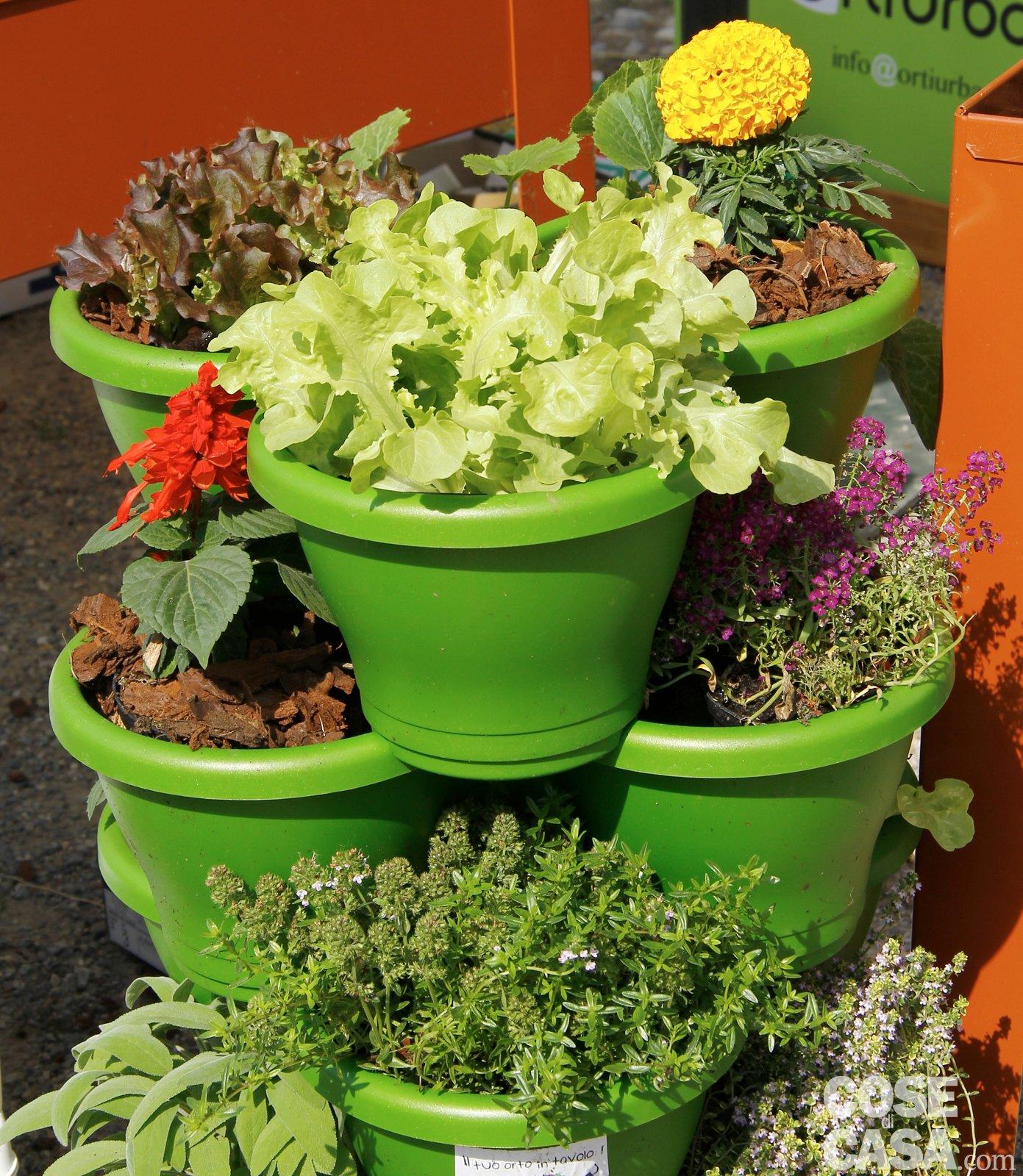 Idee da copiare cose di casa for Trasforma un semplice terreno in un colorato giardino