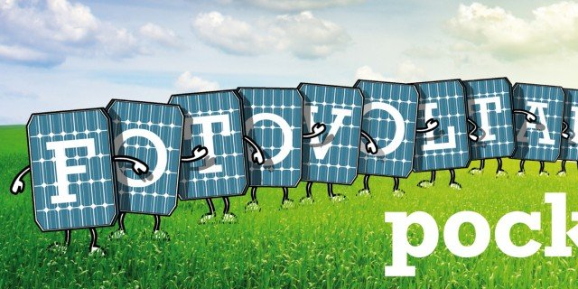 Fotovoltaico formato pocket