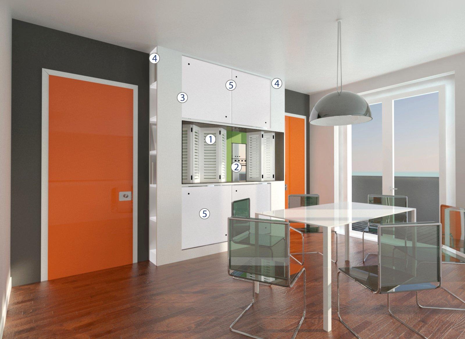 Passavivande per mettere in comunicazione cucina e zona - Sala e cucina ...