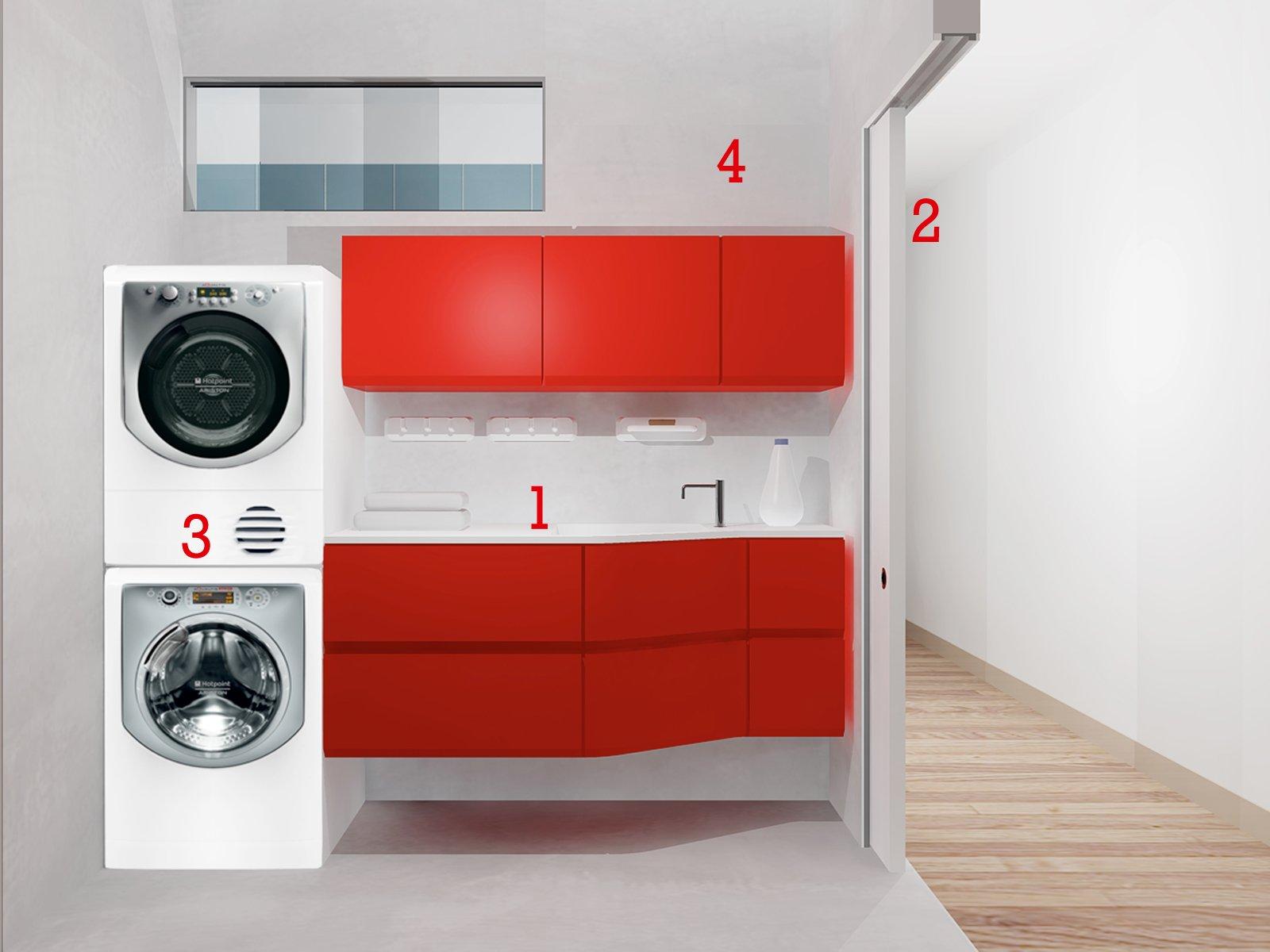 Lavanderia in 3 mq come la ricavo e quanto costa cose - Quanto costa un architetto per ristrutturare casa ...
