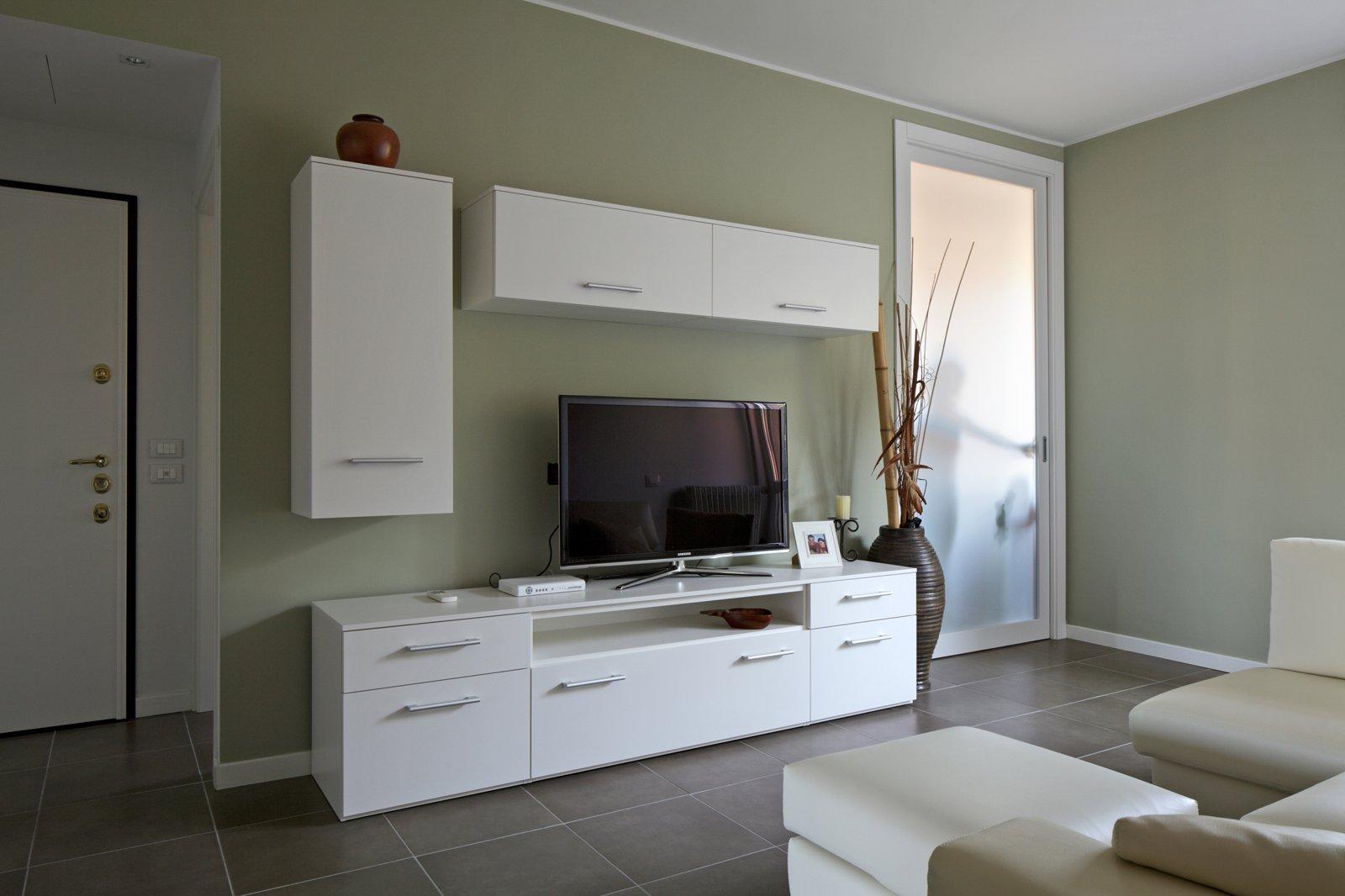 Idee da copiare per migliorare la casa cose di casa for Parete salotto