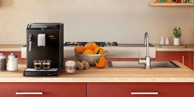 Macchine da caffè per l'espresso in casa