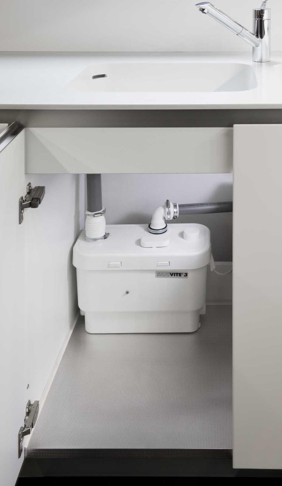 Pompa Per Scarico Lavello Cucina.Cucine Come Spostare Il Lavello Senza Lavori Cose Di Casa