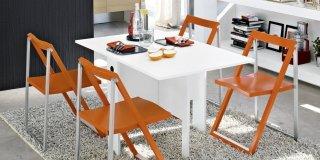 Tavolo bianco, da abbinare a tutto