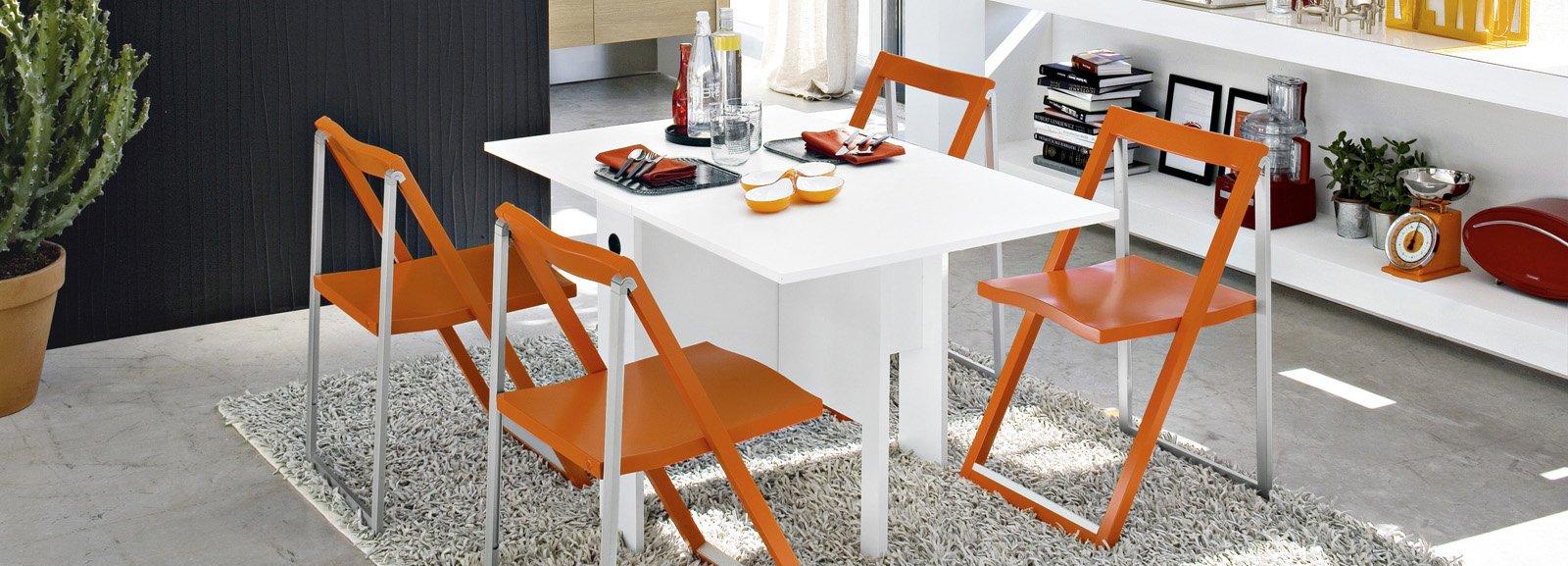 Tavolo bianco da abbinare a tutto cose di casa - Tavolo eclisse calligaris ...
