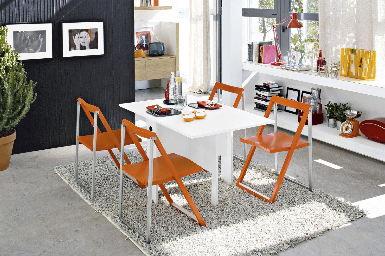 Tavolo bianco da abbinare a tutto cose di casa - Tavolo tower calligaris prezzo ...