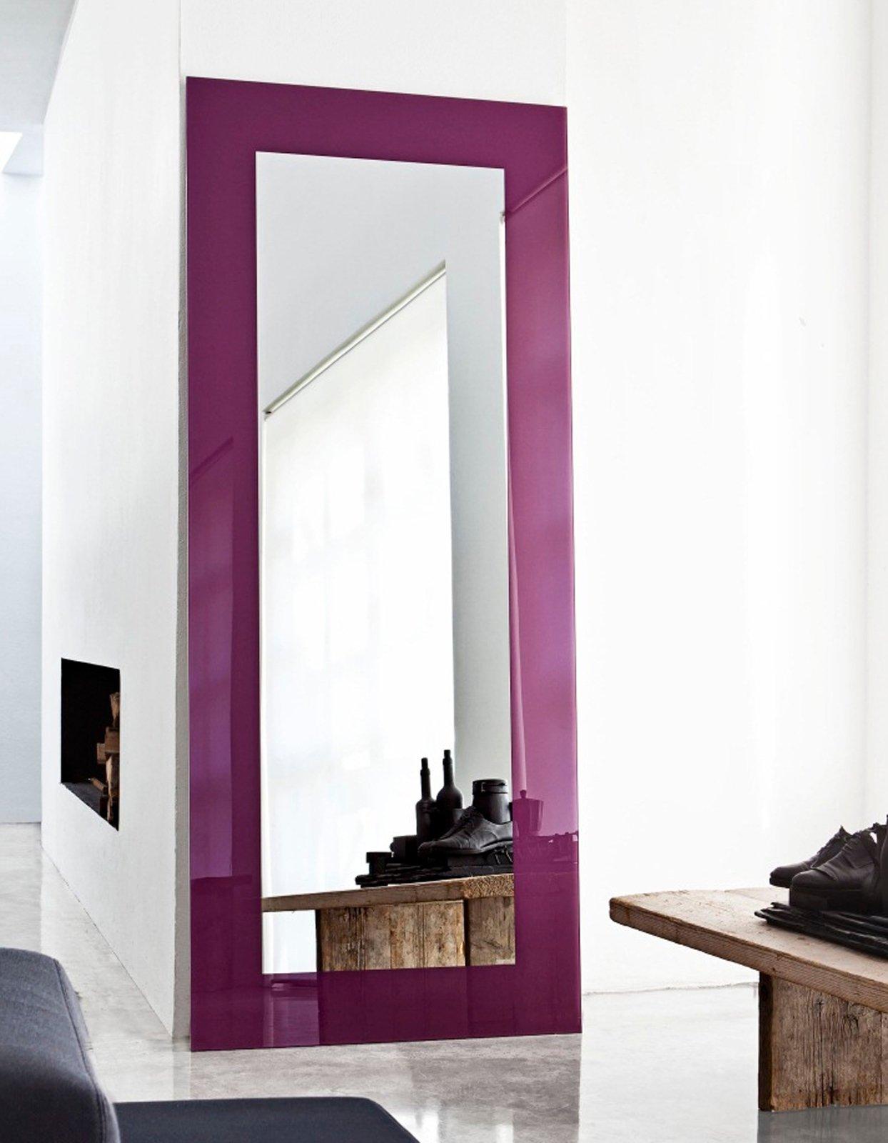 Soluzioni per la casa il soggiorno sembra pi grande - Ikea specchi da parete ...