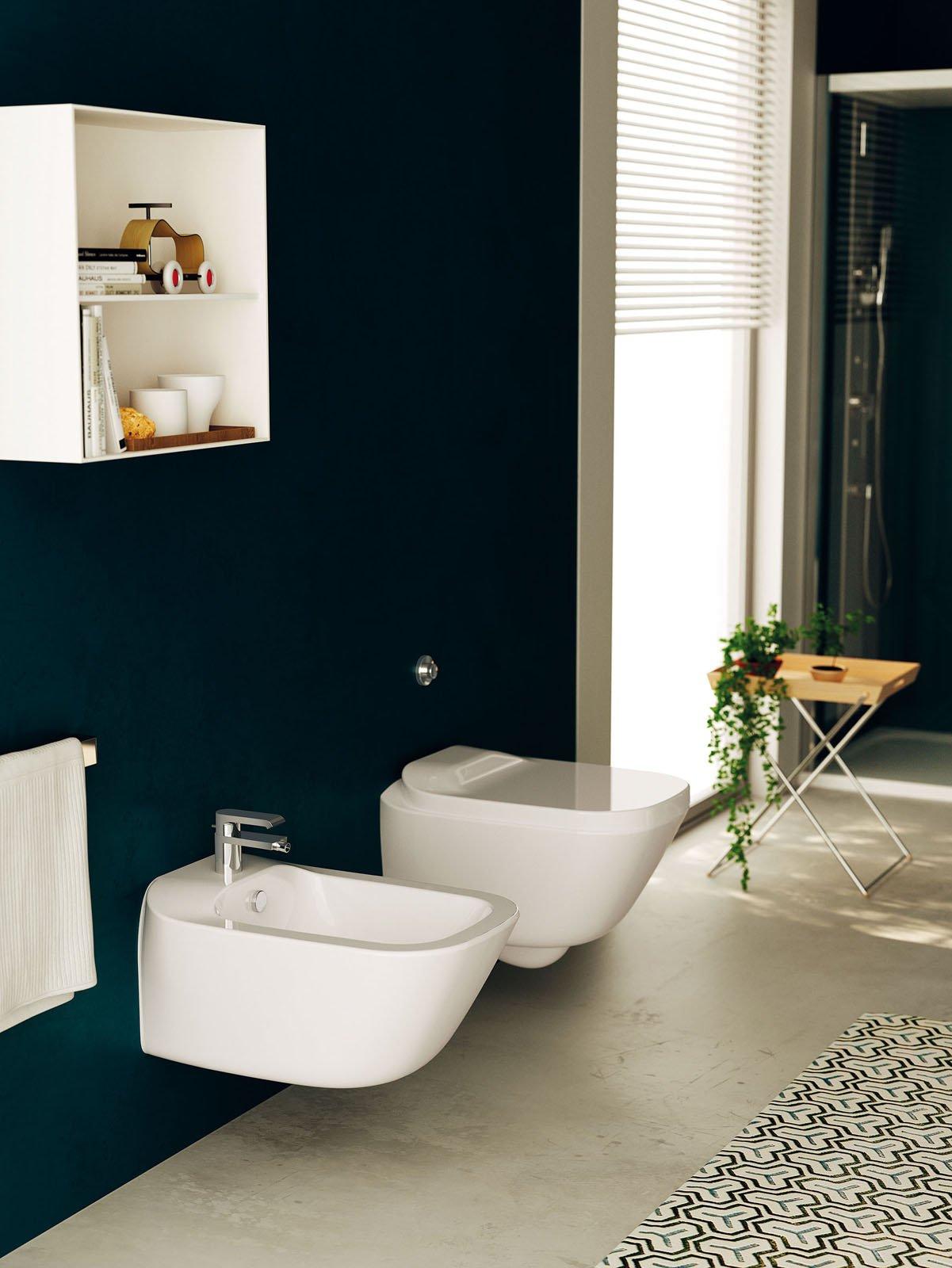 Sanitari ceramica per vasi e bidet cose di casa for Sanitari design