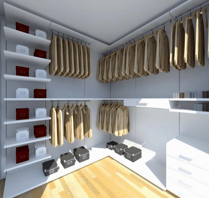 Cabina armadio: la voglio il più grande possibile   cose di casa