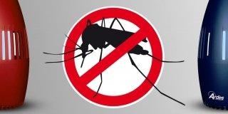 Stop alle zanzare, senza sostanze chimiche