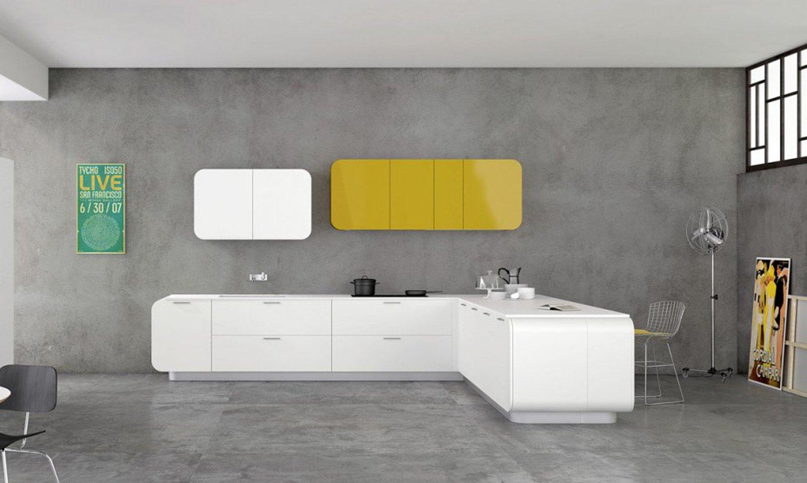 Cucine con penisola cose di casa for Cucine complete a 400 euro