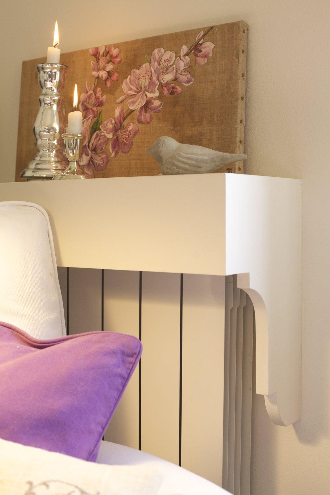 Nascondere il calorifero con una mensola cose di casa for Mensola per quadri