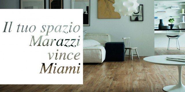 Marazzi: è online il concorso 'Il tuo spazio Marazzi vince Miami'