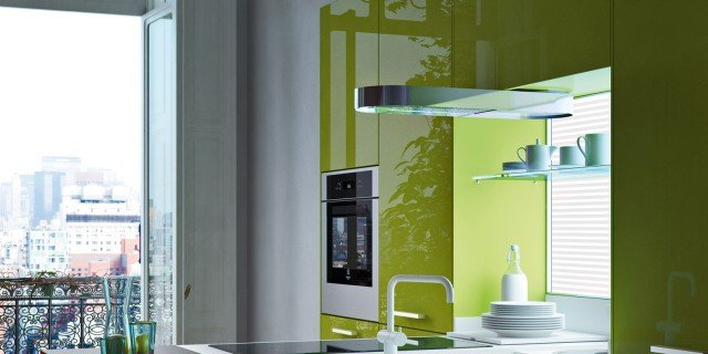 Solid Surface: materiale high tech per la cucina