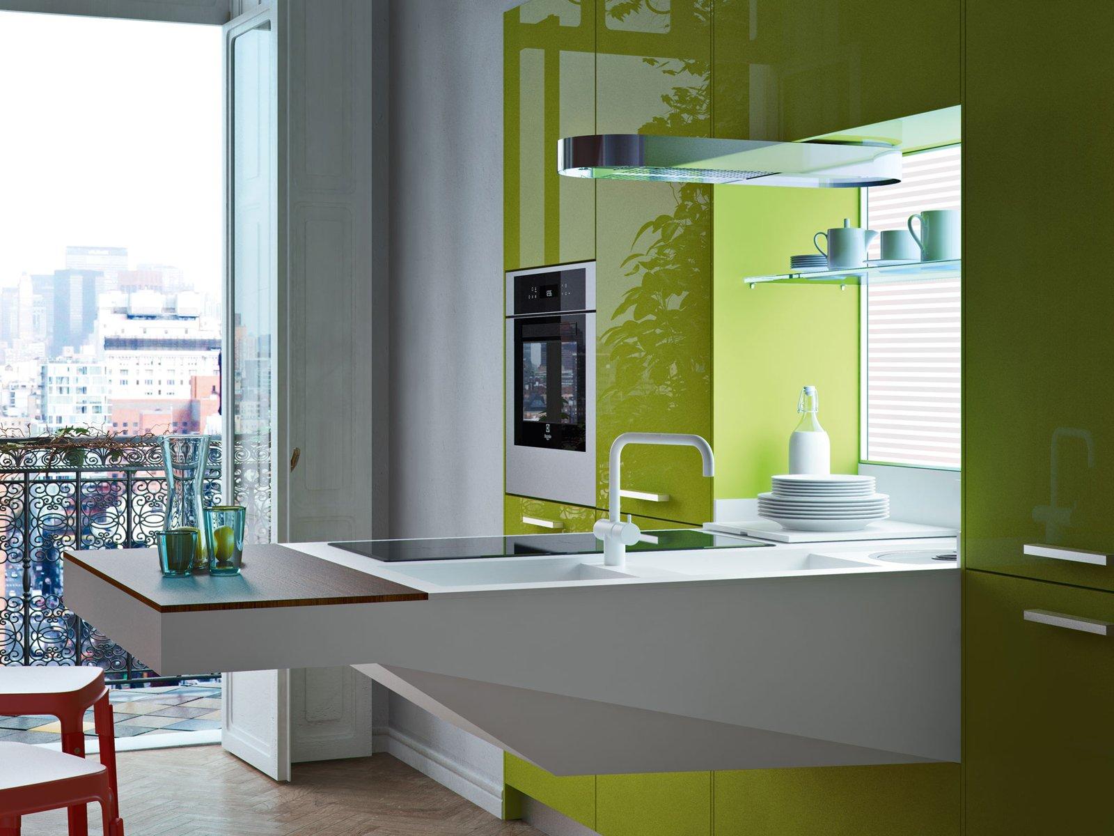 Cucine con penisola cose di casa - Keuken kleur idee ...