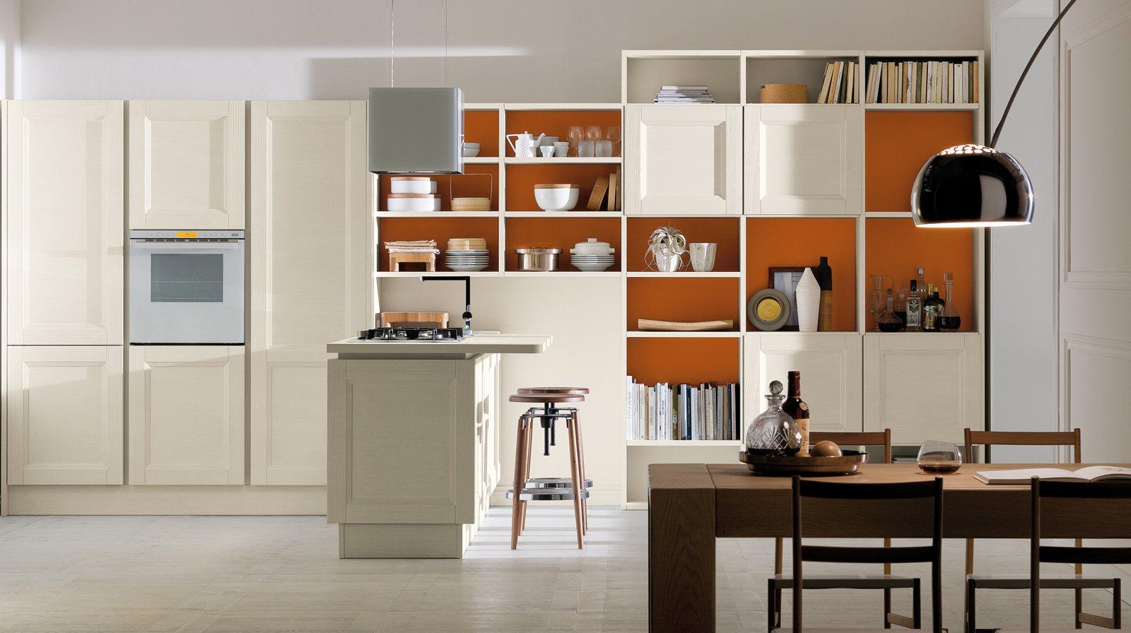 In Chiave Design Oriented; Oyster Vintage Di Veneta Cucine  #AC5113 1600 896 Immagini Di Cucine Toscane
