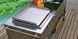 Barbecue: la cucina si sposta in giardino
