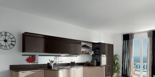 Aran: 5 cucine per sfruttare lo spazio in modi differenti