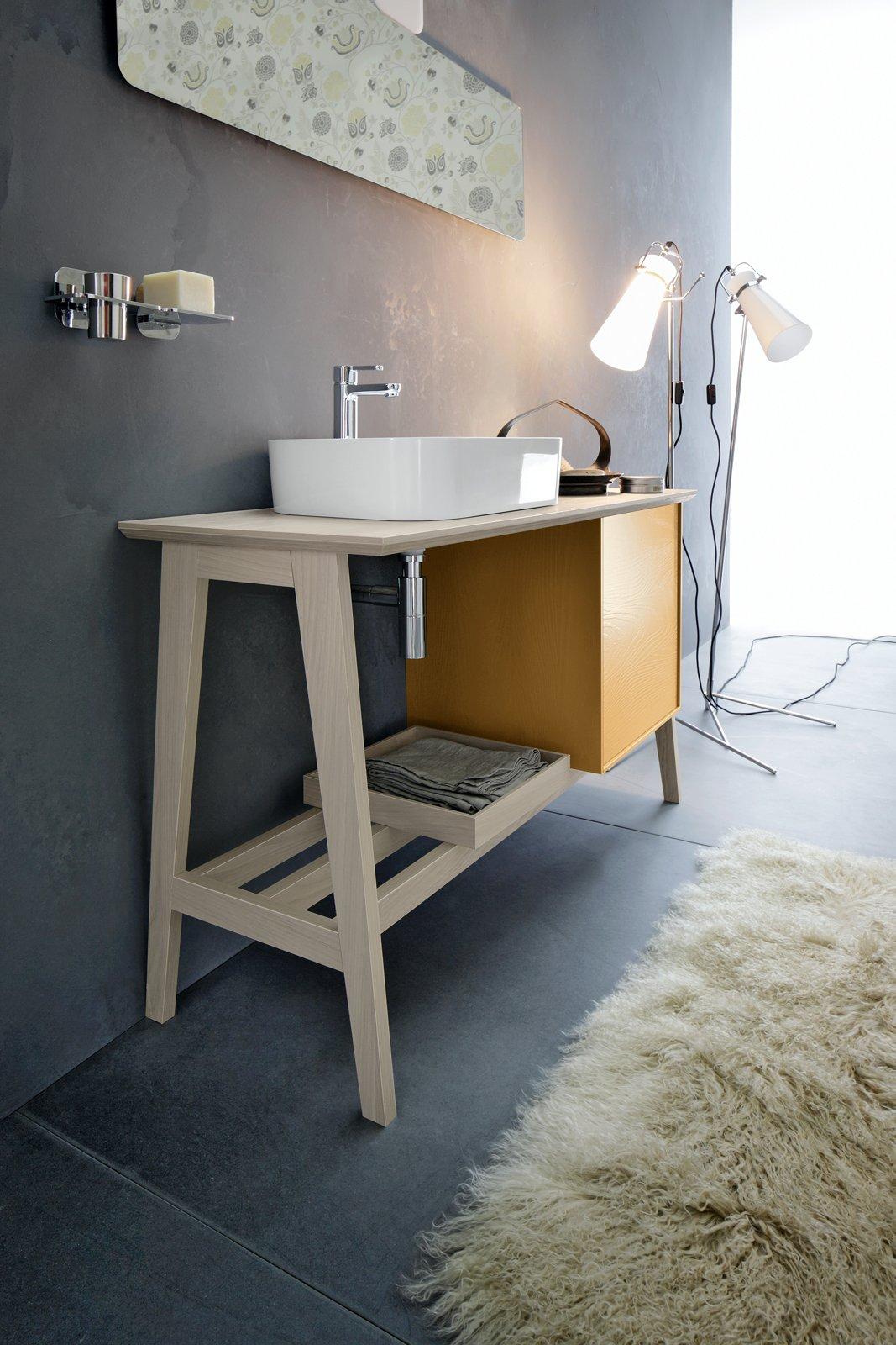 Dal bagno lungo e stretto ricavare la lavanderia il - Costi per ristrutturare un bagno ...