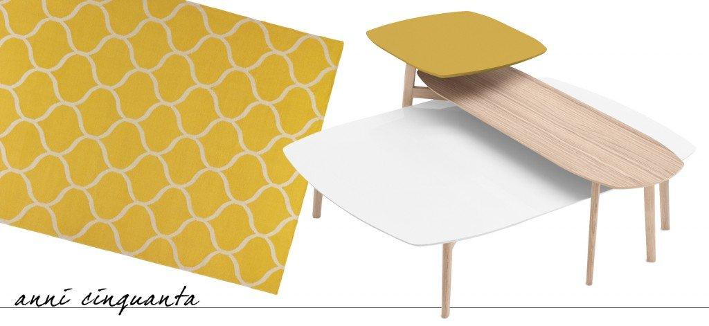 Tavolino e tappeto abbinamenti per stile e colori cose di casa - Tappeti da bagno ikea ...