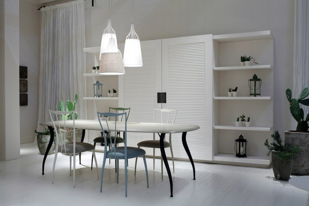 cucine colorate suggerimenti tendenza : Tavoli e sedie per cucina o soggiorno - Cose di Casa