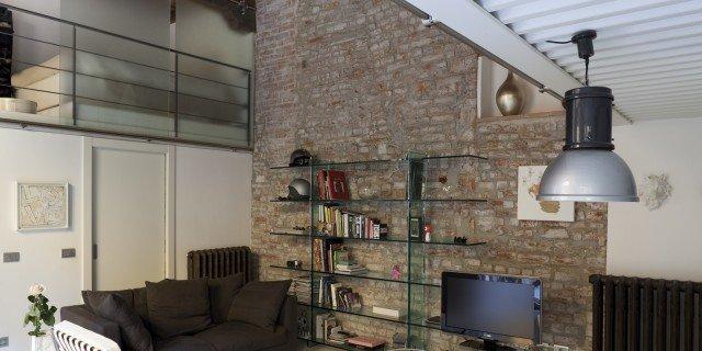 Mini loft: la casa recupera spazio con nuovi soppalchi