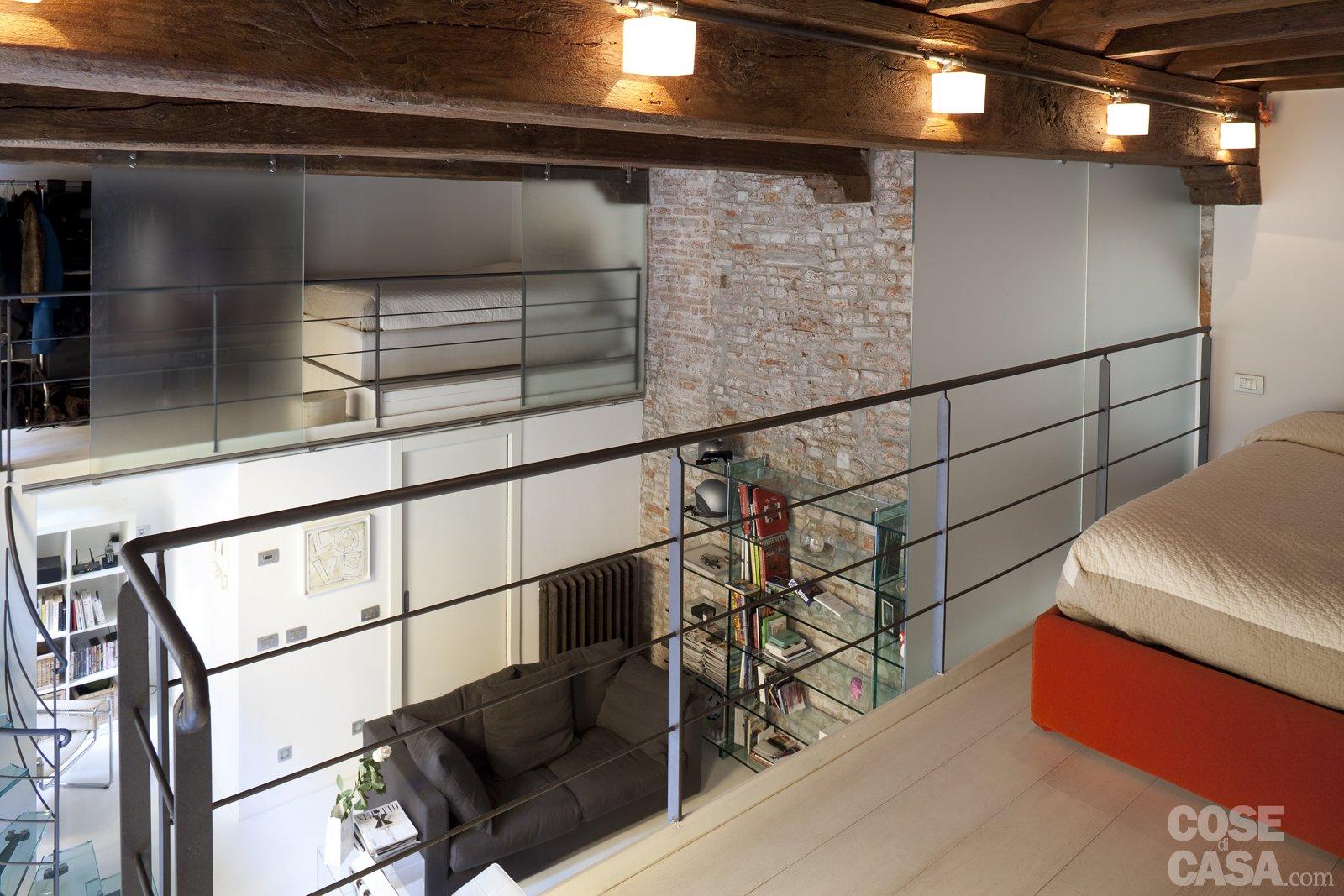 Mini loft la casa recupera spazio con nuovi soppalchi for Grandi planimetrie per le case