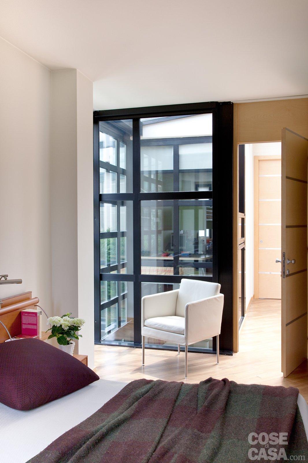 Una casa con soluzioni che moltiplicano la luce cose di casa for Come costruisco una casa