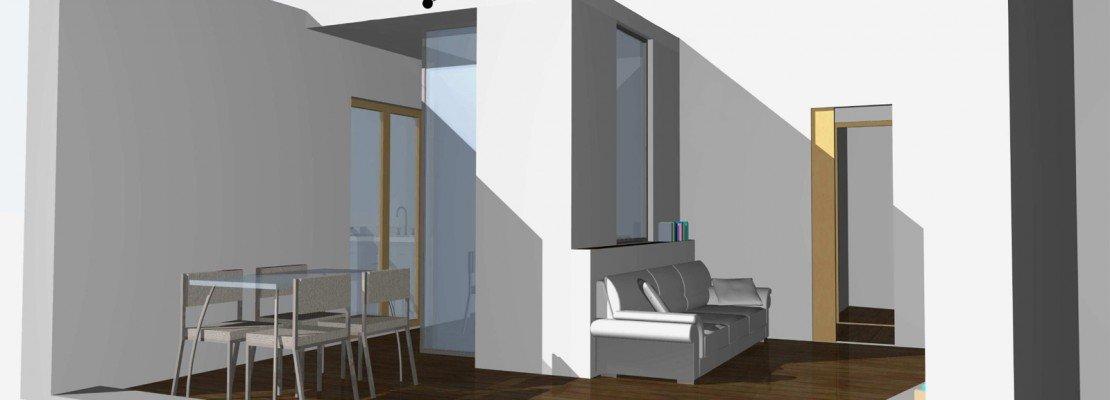Come dividere il soggiorno dall'angolo cottura?   cose di casa