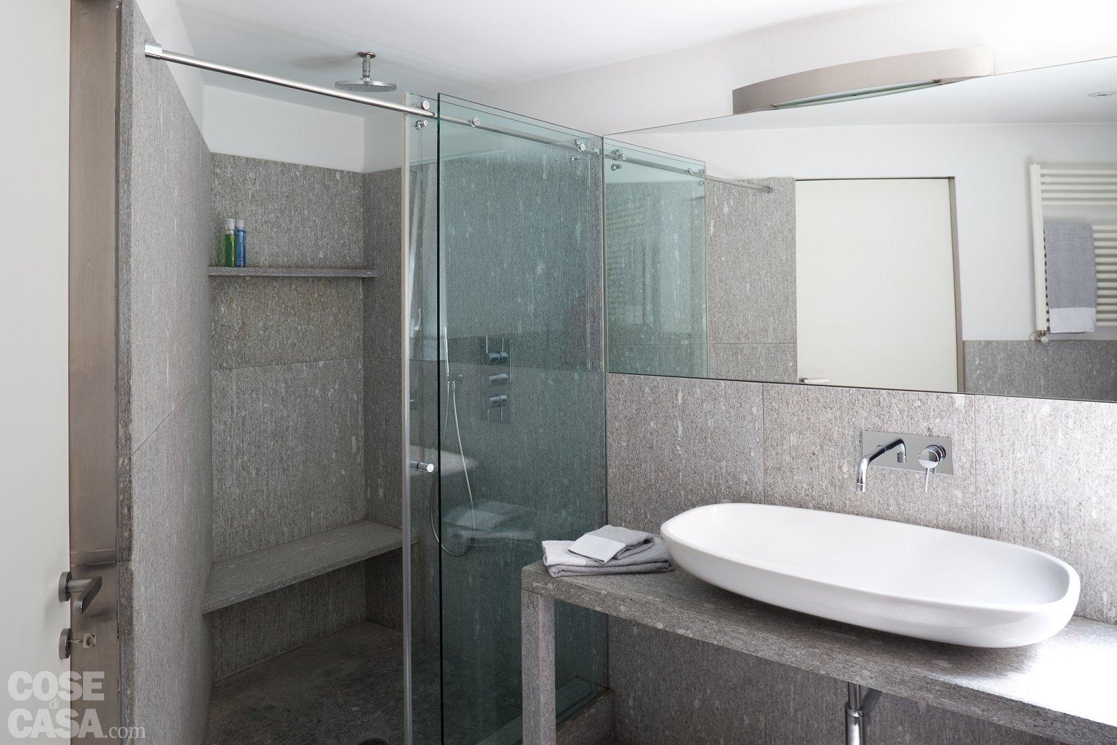 70 mq casa con veranda cose di casa - Progetto bagno 2 mq ...